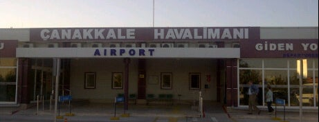 Çanakkale Havalimanı (CKZ) is one of Airports in Turkey.