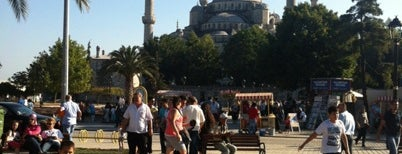 Sultanahmet is one of Istanbul City Guide.