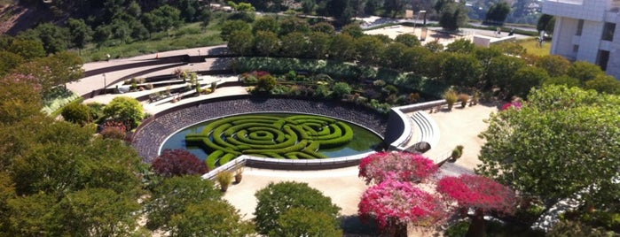 J. Paul Getty Museum is one of Los Angeles.