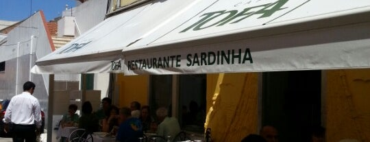 A Sardinha is one of Best Eating Places.