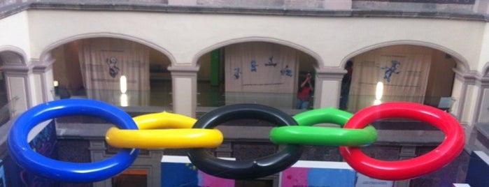 MIDE, Museo Interactivo de Economía is one of Mis Sitios Favoritos.
