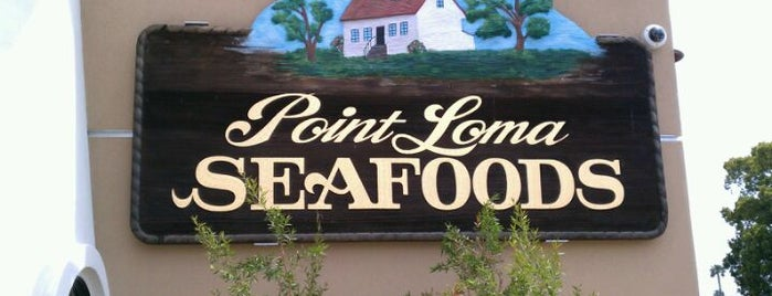 Point Loma Seafoods is one of Alejandroさんのお気に入りスポット.