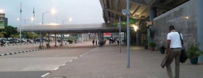 Nnamdi Azikiwe International Airport (ABV) is one of Major Airports Around The World.