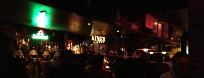 King's Pub is one of Rock Bar's.