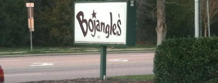 Bojangles' Famous Chicken 'n Biscuits is one of สถานที่ที่บันทึกไว้ของ Ronald.