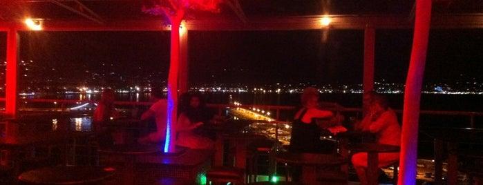 Sky Bar is one of Orte, die Yunus gefallen.