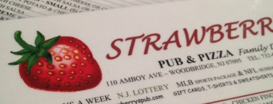 Strawberry's Pub & Pizza is one of Classics.