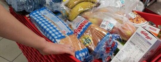 Supermercado Eroski is one of Bartyra'nın Beğendiği Mekanlar.