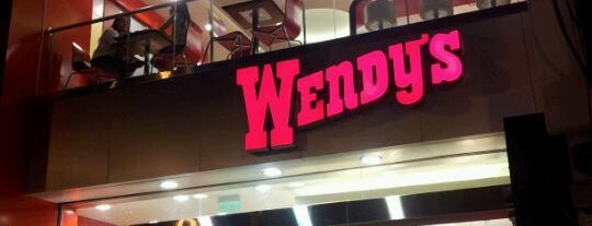 Wendy's is one of Favoritos.