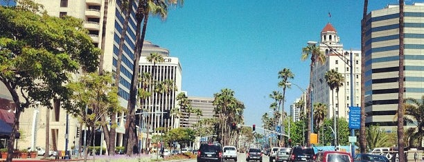 Downtown Long Beach is one of California 🇺🇸.