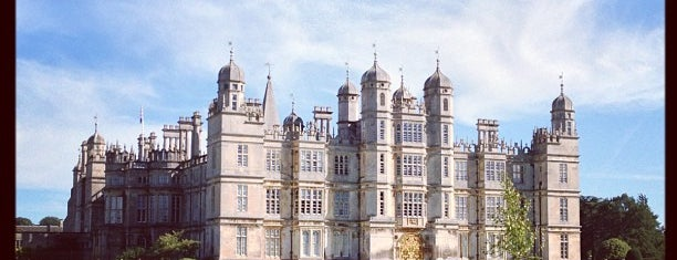 Burghley House is one of UK Film Locations.