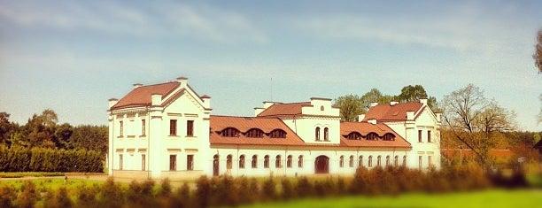 Vilniaus universiteto botanikos sodas | Vilnius University Botanical Garden is one of NORD EST.