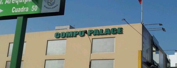 Compu Palace is one of Lieux qui ont plu à Juan.