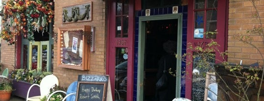 Bizzarro Italian Cafe is one of Gluten-Free Options.