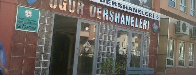 Uğur Dershanesi is one of Bandırma.