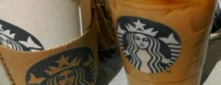 Starbucks is one of Neighborhood regular places.
