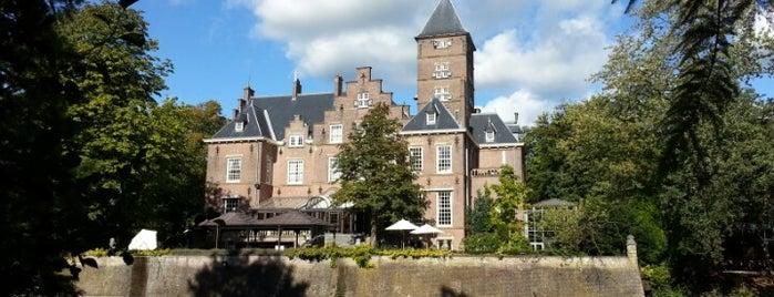 Kasteel De Wittenburg is one of Amsterdam.