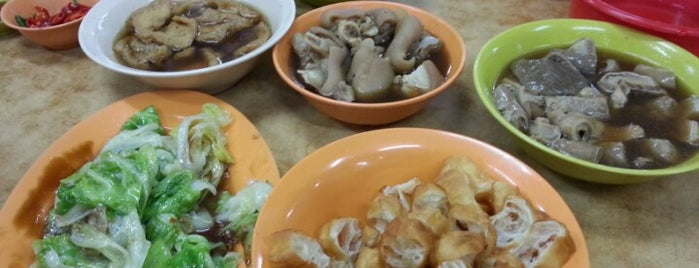 Heng Kee Bak Kut Teh 兴记肉骨茶 is one of Kuala Lumpur and Petaling Jaya.