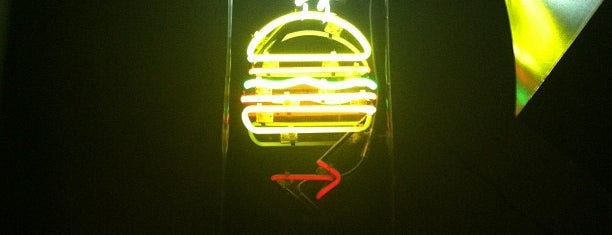 Burger Joint is one of NY To Do.