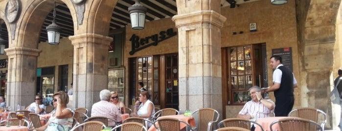Berysa Cafe is one of Terrazas Salamanca.
