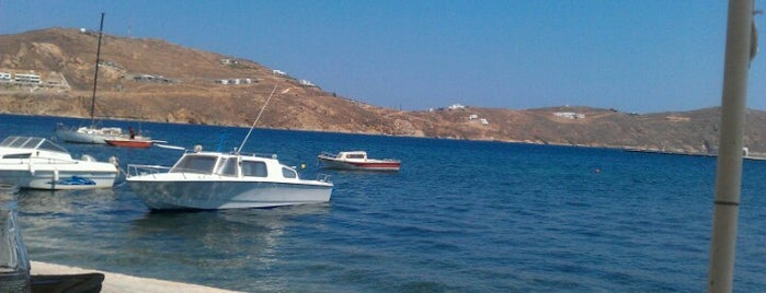 Yacht Club Serifos is one of Serifos, Greece.