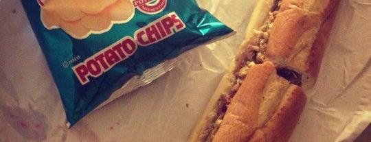 Capriotti's Sandwich Shop is one of Chris 님이 저장한 장소.