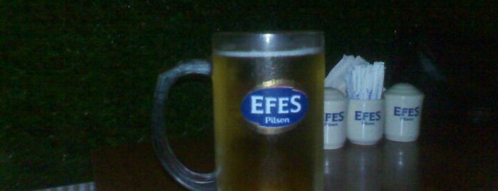 33 Efes Beer Cafe is one of eğlence.