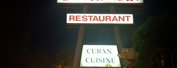 La Carreta is one of Miami Recommendations.