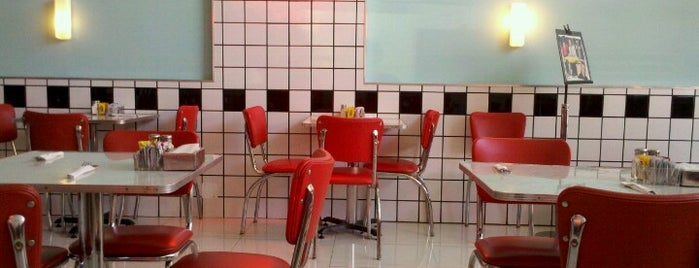 TRIXIE American Diner is one of Buenos Aires to-do.