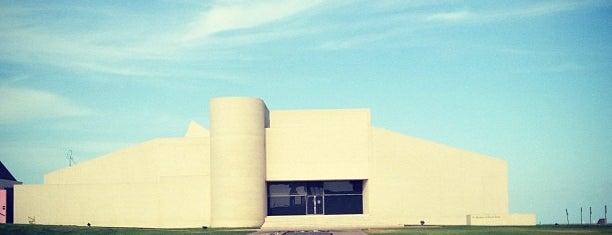 Art Museum of South Texas is one of Corpus Christi.