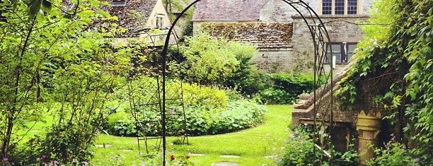 Bibury is one of Hopefully, I'll visit these places one day....