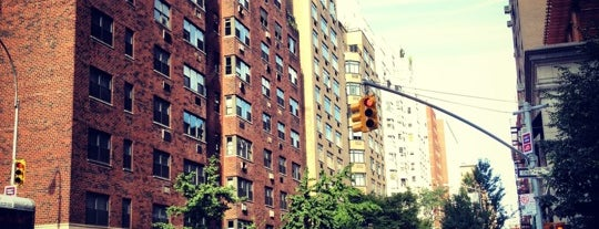 Upper East Side is one of Bronx & Manhattan Neighborhoods.