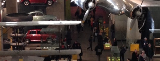 Science Museum is one of Free Museums in London.