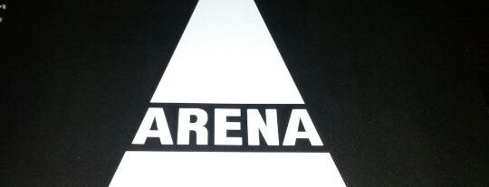 Bud Arena is one of *★☆★КЛУБЫ☆★☆*.