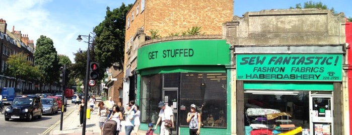 Get Stuffed Taxidermy is one of Lol.