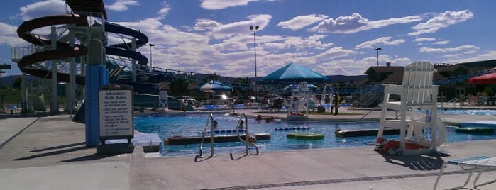 Spearfish Recreation & Aquatic Center is one of Locais curtidos por Katie.