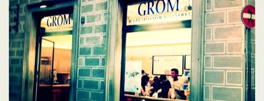 Grom is one of GROM.