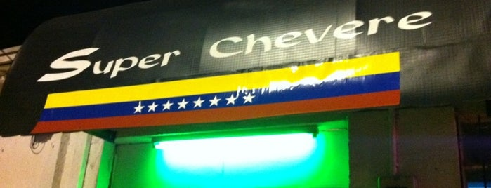 Super Chevere is one of Venezuela en Chile.