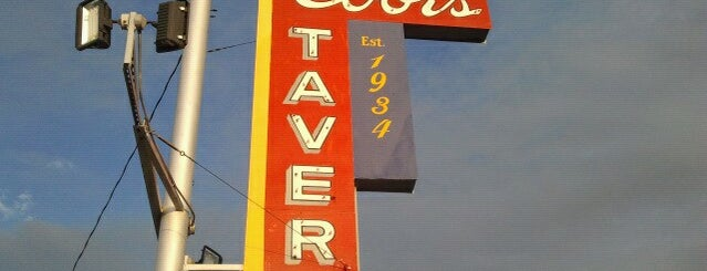 Gray's Coors Tavern is one of Diners, drive-ins, and such.