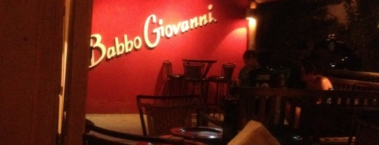 Babbo Giovanni is one of André 님이 저장한 장소.