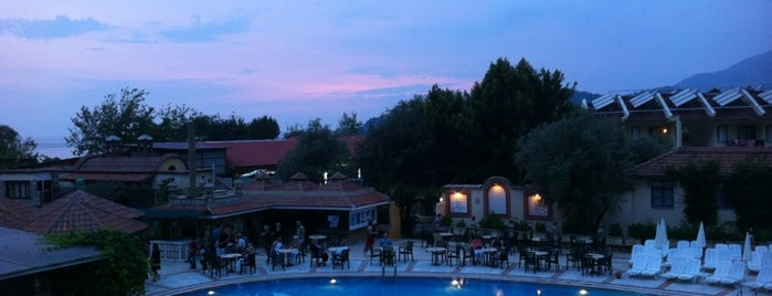Noa Hotels Oludeniz Resort is one of Locais curtidos por Talha.