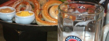 Paulaner is one of Locais curtidos por Виктория.