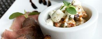 International SV is one of 2012. gadā atvērtie restorāni Rīgā.