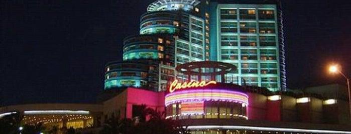 Conrad Punta del Este Resort and Casino is one of Vuelvo Al Sur.