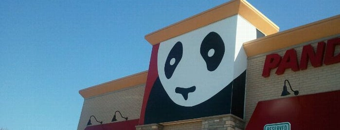 Panda Express is one of Chayaさんのお気に入りスポット.