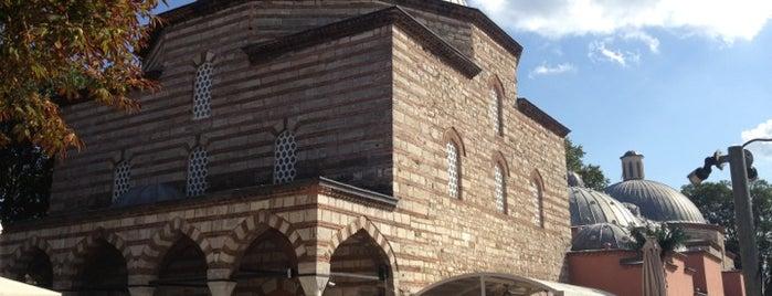 Ayasofya Hürrem Sultan Hamamı is one of İstanbul'daki Mimar Sinan Eserleri.
