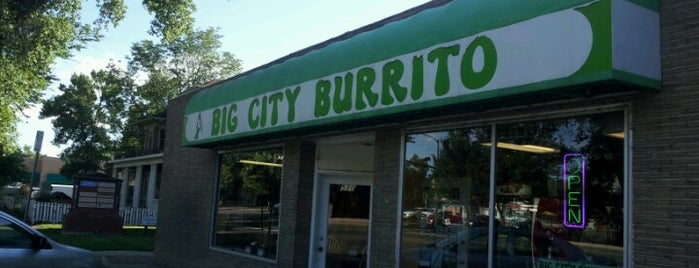Big City Burrito - Official Site is one of Best places to eat in Fort Collins, CO.