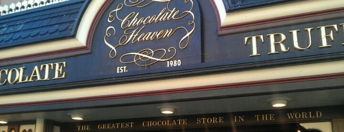 Chocolate Heaven is one of Recommendations in San Francisco.