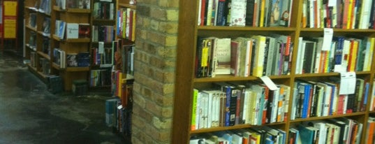 57th Street Books is one of Chicago Favorites.