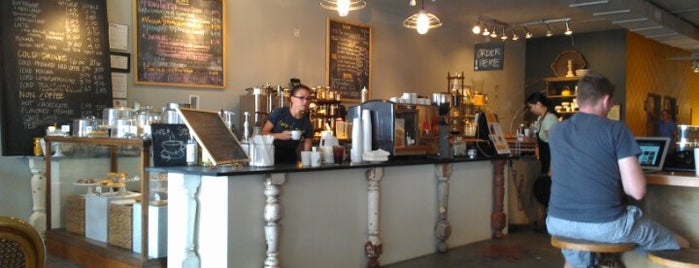 Café Stella is one of va beach // to check out.